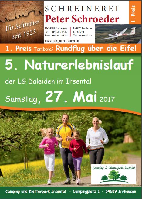 Naturerlebnislauf 2017