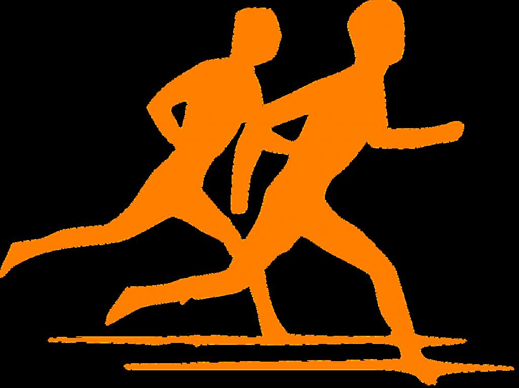 Trampolin-Springen für Kinder