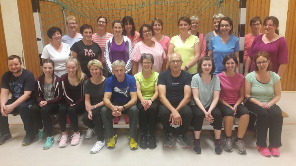 "Neuer Kurs ""Fit durch den Winter"""
